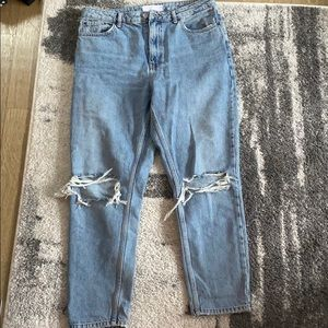 """TopShop """"Mom"""" Jeans"""